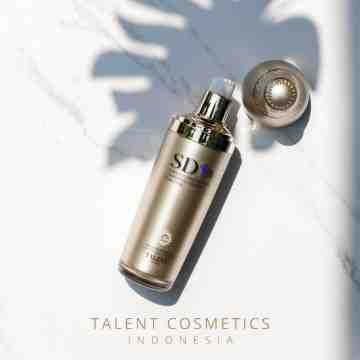 Talent - Sunwoo Cosme Tension Diamond & Collagen - Elastic Toner