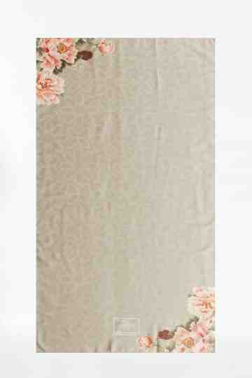 Tiara Prayer Mat 028 Brown image