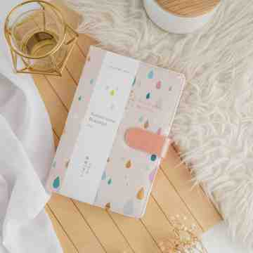UCHII GIDAI Journal Book Agenda Planner | Buku Catatan Memo Full Color image