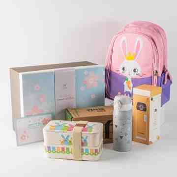 UCHII USAGI Hampers Kids Birthday Gift Bunny Set | Bingkisan Kado Anak image
