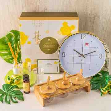 UCHII Clarity Eid Hampers | Parcel Lebaran Decorative Package Gift Set image
