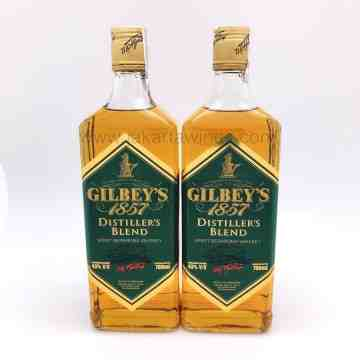 GILBEYS - DISTILLER BLEND WHISKY image