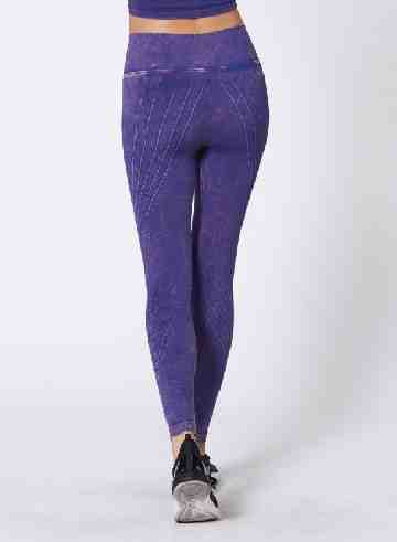 Mesa Legging Ultramarine Wash
