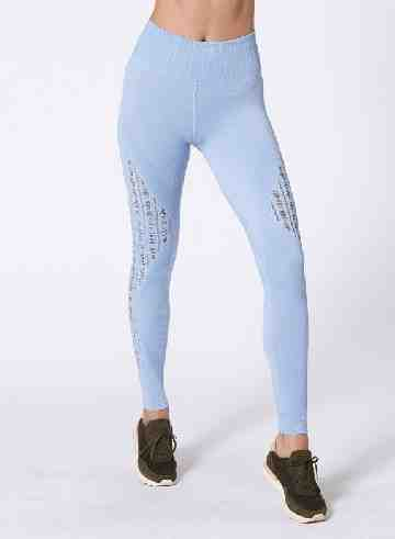 Triple Threat Legging Sky High