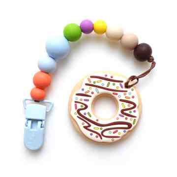 Donut Teether Set image