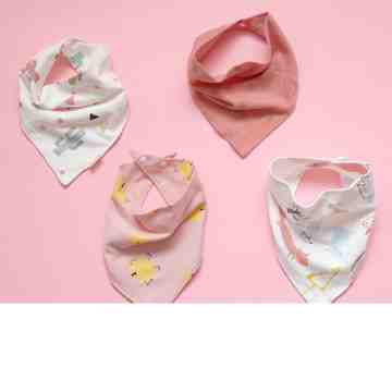 Mello Bib 4pcs/set image