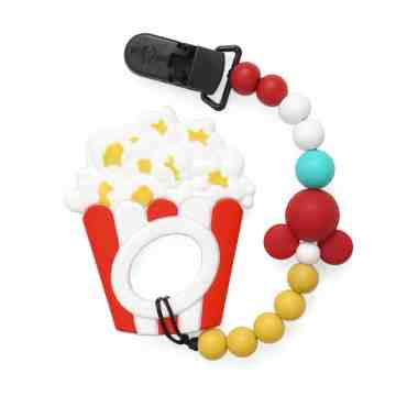 Popcorn Teether Set image