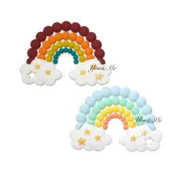 Rainbow Teether image
