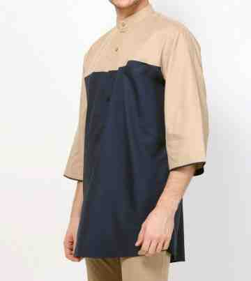 Kurta Adam - Navy