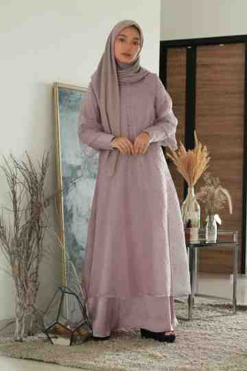 Aisly Dress - Lavender