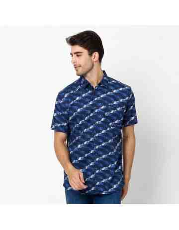 POLICE relaxed shirt S/S 6073860044