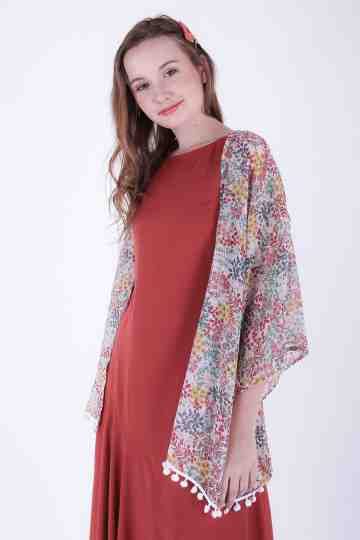 Saige Print Outer