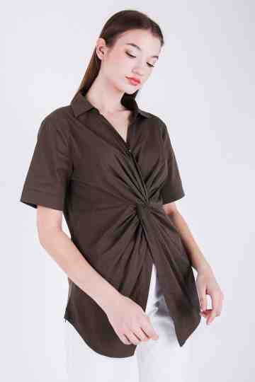 Karin Cotton Blouse