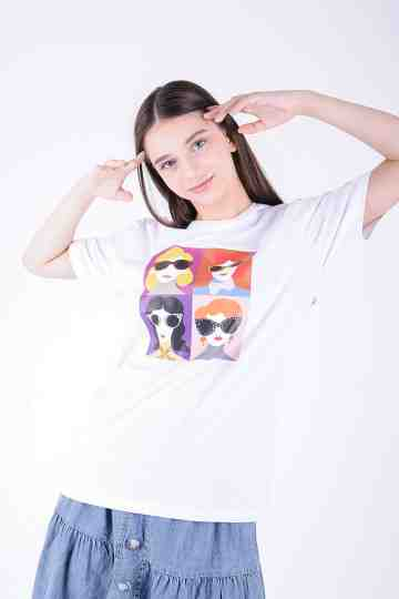 Printed T- Shirt BB-03