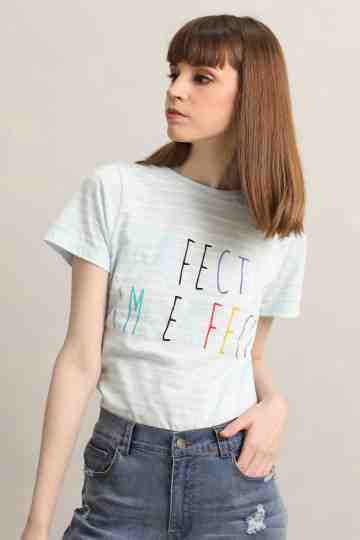 BL-174A T-SHIRT PERFECTLY STRIPE