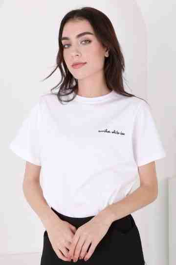 38874 ANOTHER WHITE T-SHIRT