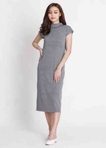 Daphne Knitt Dress image