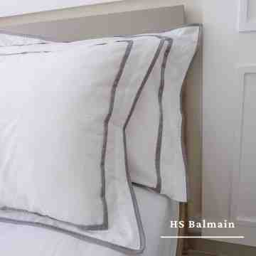 Extra 2 Pillow / Bolster Cases HS Balmain