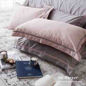 Extra 2 Pillow / Bolster Cases HS Harper