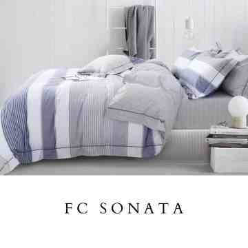 FC Sonata [ Sprei Set / Double Bed ]