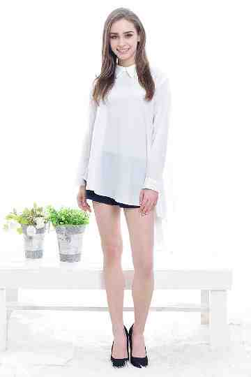 Isabel Oversized Top