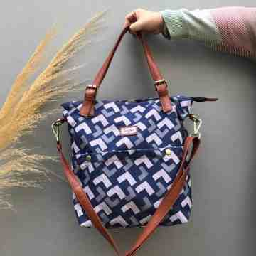 Shoulder Bag EL Canvas image