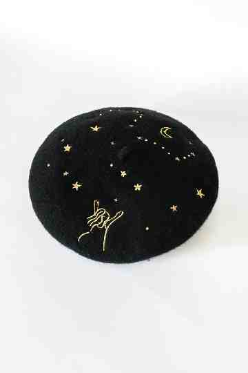 Karlie Constellation Beret image