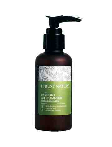 I Trust Nature - Spirulina Gel Cleanser image