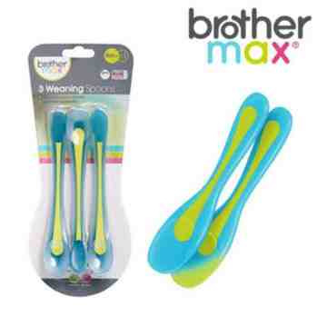 Brothermax 3 Long Travel Weaning Spoon