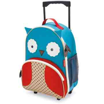 Skip Hop Zoo Kids Luggage