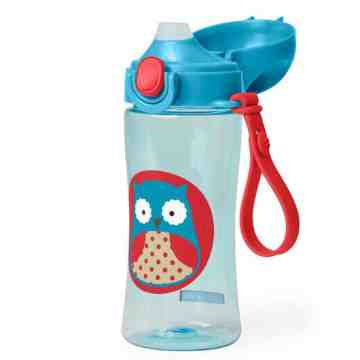 Skip Hop Zoo Lock Top Sport Bottle