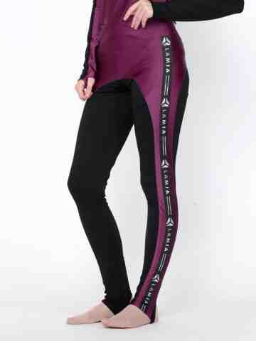 Charming Tenderness Legging Burgundy
