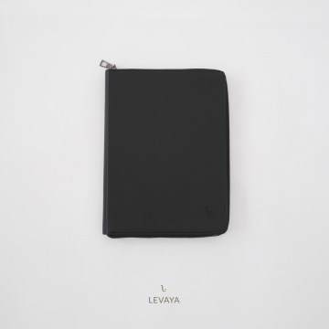 Lavela Book Cover - Black