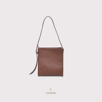 Lasya Bag - Raisin