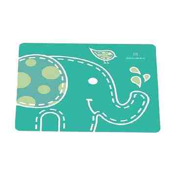 MARCUS MARCUS Placemat Green Elephant
