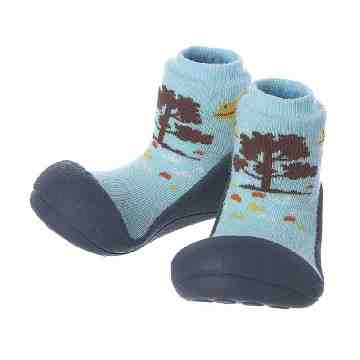 ATTIPAS Shoes Socks - Giraffe