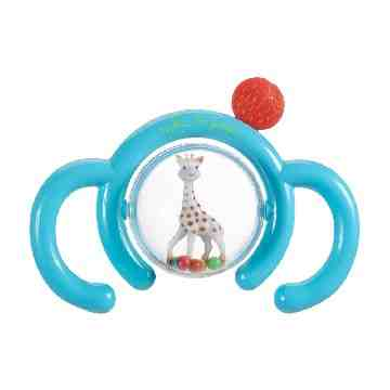 Sophie La Giraffe Twin Fraisy Teething Rattle