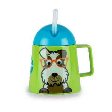 TUMTUM Super Stable Sippy Cup Scruff