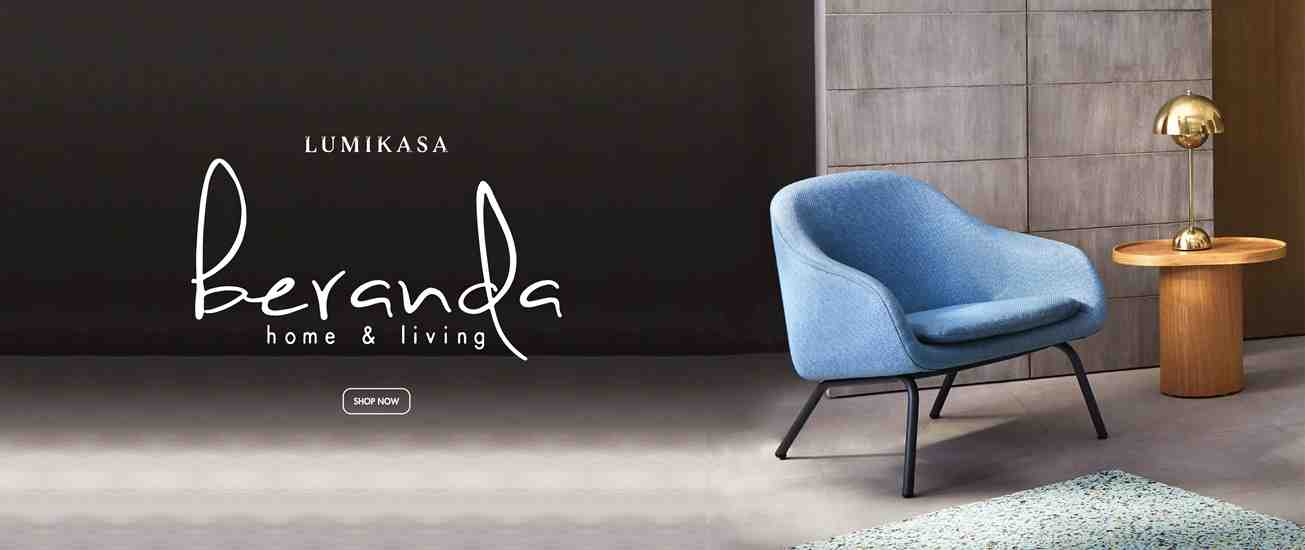 Beranda Home & Living Now Available