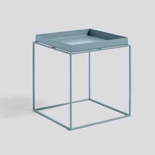 HAY Tray Table Medium Biru
