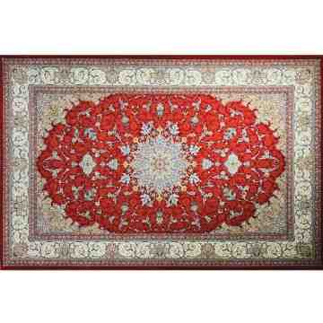 Pasargad Classic Persian Carpet Black Astrella