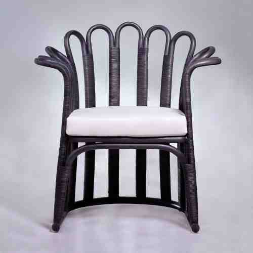 Alvin-T Malya Dining Chair Black