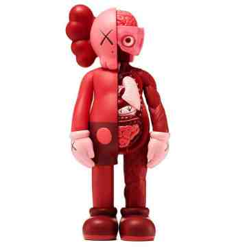 KAWS Blush Flayed Companion 2016 Open Edition
