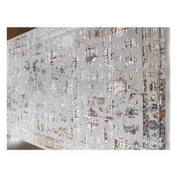 Pasargad Modern Persian Carpet Spectrum Silver