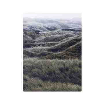 BoConcept North Sea Hills Metal Print
