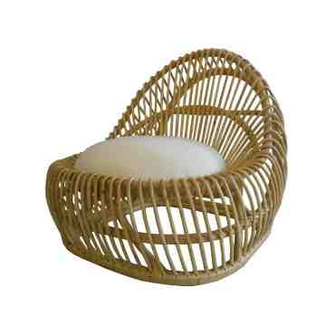 Balagi and Dilmoni Qleo Lounge Chair