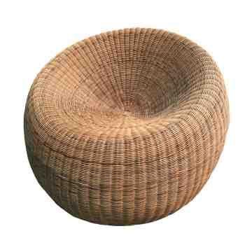 Balagi and Dilmoni Moon Lounge Chair