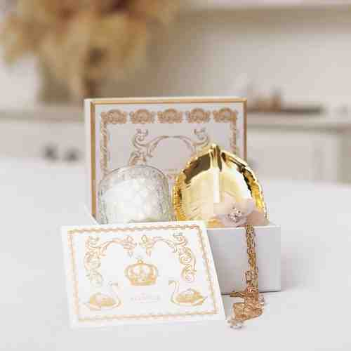 Elantier Gold Leaf Hamper 1