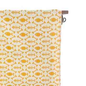 Magnifico Canary Table Runner