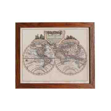 Old East Indies Frame Mappe - Monde